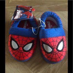 Spider-Man Slippers size m (5-6)